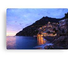 Positano Italy Canvas Print