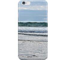 Turbulent Waves iPhone Case/Skin
