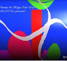 Merry Christmas & Happy New Year Let 2011 be a great year by josy65