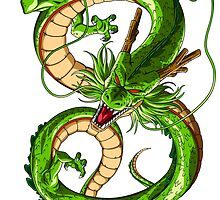 Shenron 7 by Roes Pha