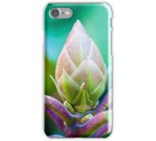 Rhododendron Bud iPhone Case/Skin