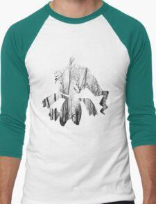Banette used curse Men's Baseball ¾ T-Shirt