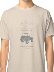 The Mighty Unimog Classic T-Shirt