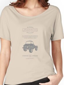 The Mighty Unimog Women's Relaxed Fit T-Shirt
