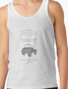 The Mighty Unimog Tank Top