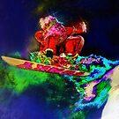 Screw Reindeer, I'm Going Snowboarding by David Rozansky