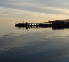 Millport Pier by manson44
