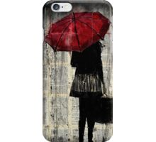 feels like rain iPhone Case/Skin
