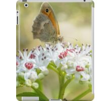 Flower Danewort iPad Case/Skin