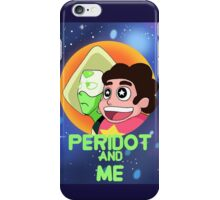 Mac and Me Parody Peridot and Me iPhone Case/Skin