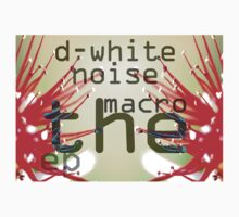 D-White Noise - The Macro ep - Merch One Piece - Short Sleeve