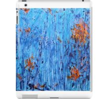 Fireflies by the Lake - Painting iPad Case/Skin