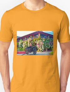 Bougainvillia Cascade Unisex T-Shirt