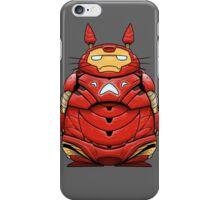 Iron Man Totoro iPhone Case/Skin