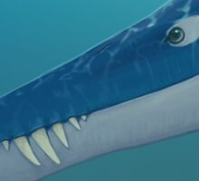 Liopleurodon Sticker