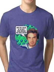 PewDiePie DON'T BE A SALAD! Tri-blend T-Shirt