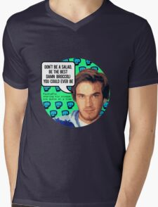 PewDiePie DON'T BE A SALAD! Mens V-Neck T-Shirt