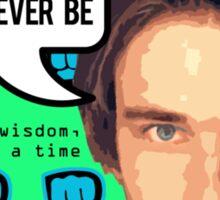 PewDiePie DON'T BE A SALAD! Sticker