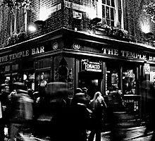 Temple Bar by Jeff Clark