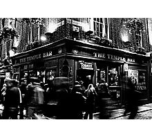Temple Bar Photographic Print