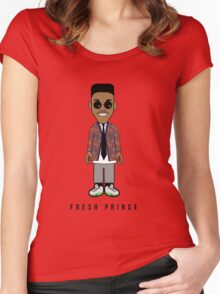 Prince School'n Women's Fitted Scoop T-Shirt
