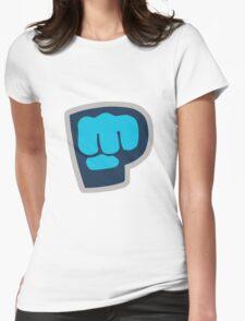 PewDiePie Brofist 1 Womens Fitted T-Shirt