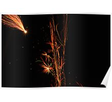 Light my Fire Works Poster