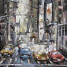 The City Rhythm by Stefano Popovski