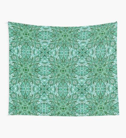 - Emerald pattern - Wall Tapestry