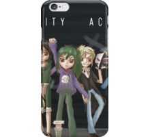 Boys and Girls, Face Forward! iPhone Case/Skin
