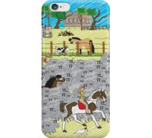Life on a Sheep Station iPhone Case/Skin