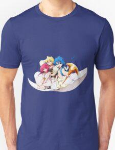 magi aladdin morgiana alibaba anime manga shirt T-Shirt