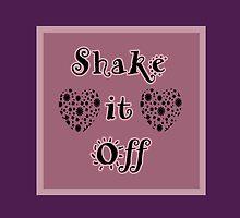 Beautiful Cushions/ Wordz/Shake it off by ozcushionstoo