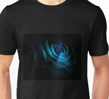 Digital art abstract composition suitable for background Unisex T-Shirt