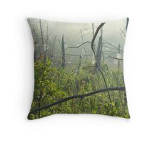 Spider Web Community Throw Pillow