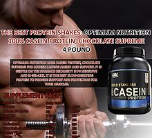 Optimum Nutrition Infographic by smithdiana594
