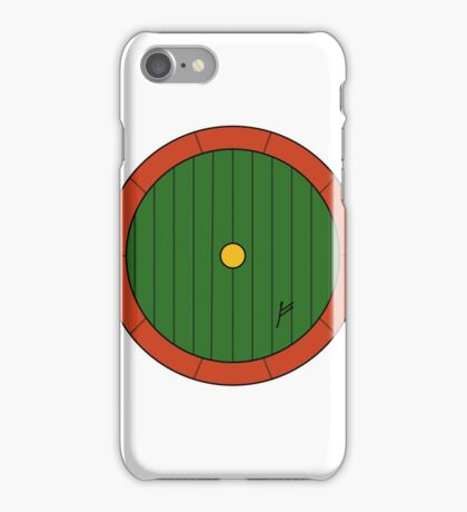 Bag End Door Large Spots iPhone Case/Skin