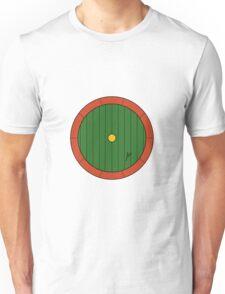 Bag End Door Large Spots Unisex T-Shirt