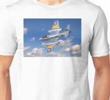 Gloster Meteor Jet Trainer Unisex T-Shirt