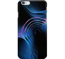 Digital art abstract composition suitable for background iPhone Case/Skin