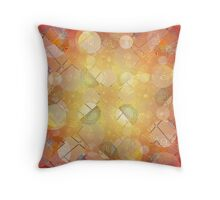 Fancy Bubbles Throw Pillow
