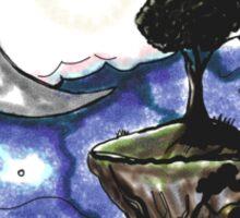 "Starry Night-""The Light Inside"" Artwork Sticker"