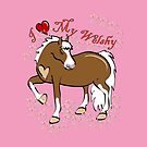 I love my Welshy by Diana-Lee Saville