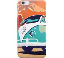 Eternal Kombi Summer iPhone Case/Skin