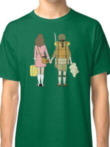 Moonrise Kingdom - Suzy & Sam Classic T-Shirt