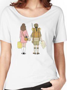 Moonrise Kingdom - Suzy & Sam Women's Relaxed Fit T-Shirt