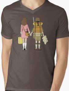 Moonrise Kingdom - Suzy & Sam Mens V-Neck T-Shirt