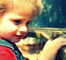 Snaily days by Jenna Snooks