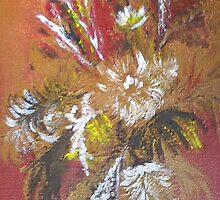 Floral Fireworks by IrisGelbart