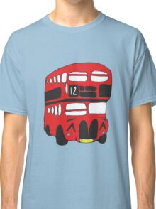 Cute London Bus Classic T-Shirt